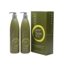 Focus Hair Growth Shampoo and Conditioner Combo Promote Longer Fuller Hair Growth Fast, 13.5 Oz Each Bottle