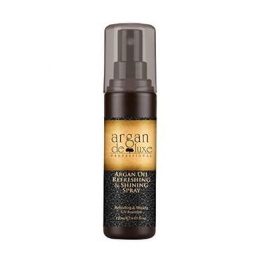 Argan Deluxe Argan Oil Refreshing & Shining Spray 4.05 Oz./120 mL,100% Argan Oil