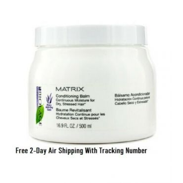 Matrix Biolage Hydratherapie Conditioning Balm For Dry & Stressed Hair, 16.9 Oz