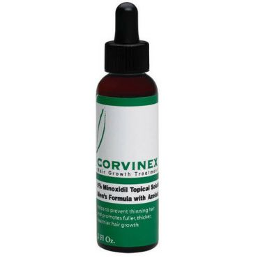 Corvinex 5% Minoxidil Hair Regrowth Serum for Men, Promote Healthy Hair Growth Fast