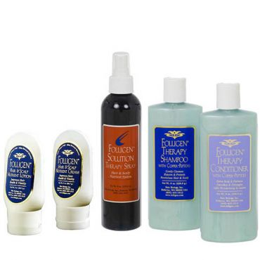 Folligen Value Pack With Shampoo and Conditioner