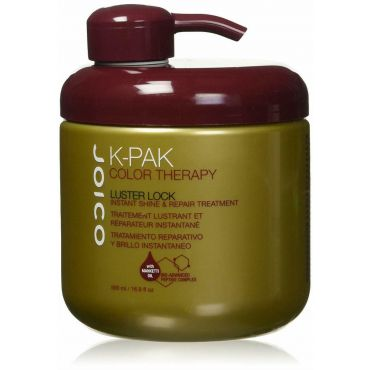 Joico K-Pak Color Therapy Luster Lock instant Shine Repair Treatment 16.9 Fl Oz