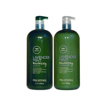 Paul Mitchell Lavender Mint Moisturizing Shampoo & Conditioner