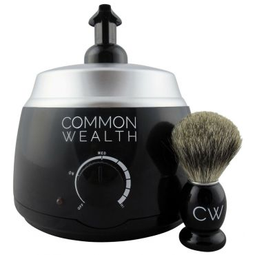 Common Wealth Professional Deluxe Hot Lather Machine Barber Latherzer King