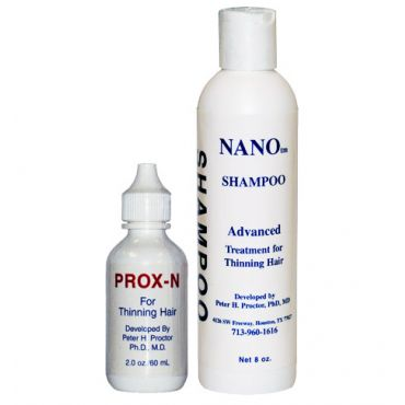 Proxiphen (Prox-N) and NANO Shampoo Value Pack for Thinning Hair | Hair Loss Prevention