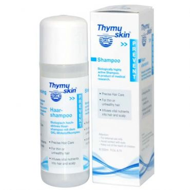 Thymuskin Prevent Hair Nourishing Shampoo 100 / 200mL